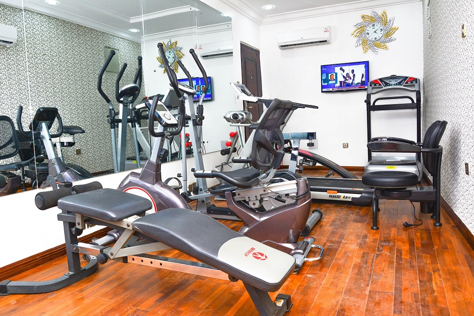 Crystal House Gym & Fitness Center