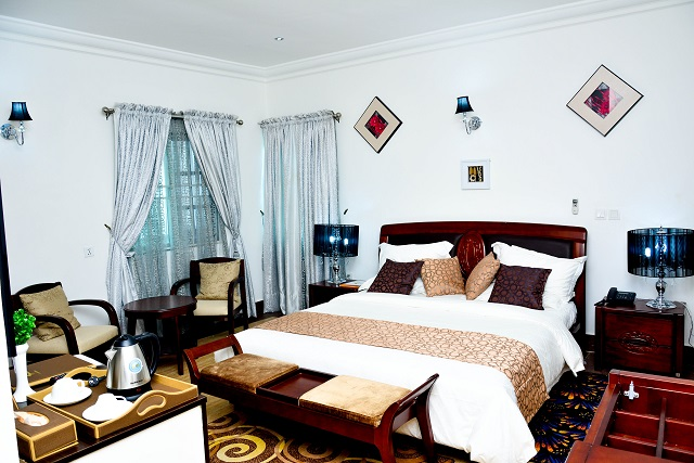 Crystal House Deluxe Room