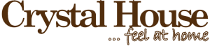 crystal house hotel logo